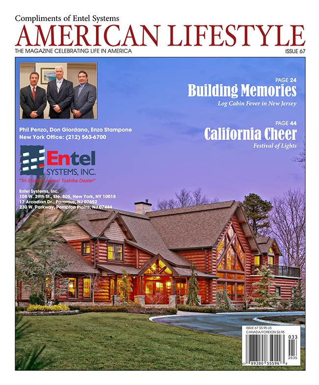 Entel Systems Featured in American Lifestyle Magazine