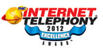 Toshiba's IP<em>edge</em> EP Wins 2012 Internet Telephony Excellence Award