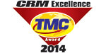 VIP<em>edge</em> Call Manager Mobile Wins 2014 CRM Excellence Award