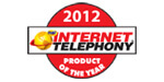 Toshiba's VIP<em>edge</em>® Wins Internet Telephony's 2012 Product of the Year Award