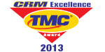 Toshiba's Call Manager Wins 2013 CRM Excellence Award