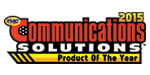 2015 Communications Solutions Product of the Year Award - Hybrid Cloud Networking