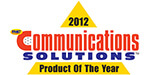 VIP<em>edge</em>® Wins 2012 Communications Solutions Product of the Year Award