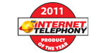 Toshiba's IP<em>edge</em> Wins Internet Telephony Magazine 2011 Product of the Year Award