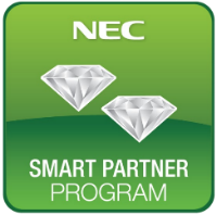 NEC Smart Partner Program - Double Diamond