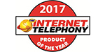2017 Smart Enterprise Suite Product of the Year Award for Internet Telephony